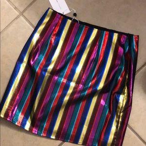 Pia Mini Skirt